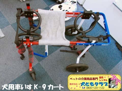 犬用車椅子K9カートダルメシアンのMayちゃん用2017120504.jpg